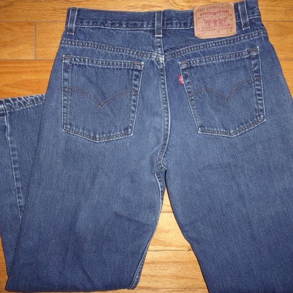 5d2931b21f9 Levi's Jeans | Levi Levis 577 Loose Fit Womens 10 Mis S | Poshmark
